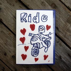 Kontrollers omslag till Ride
