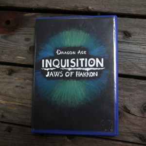Dragon Age Inquisition: Jaws of Hakkon ritat omslag