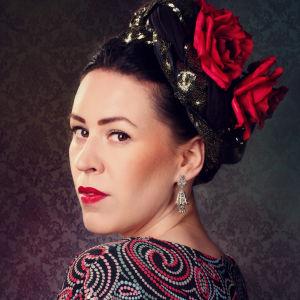 Anne-Mari Pahkalas porträtt