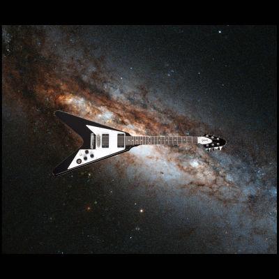 En gitarr i rymden