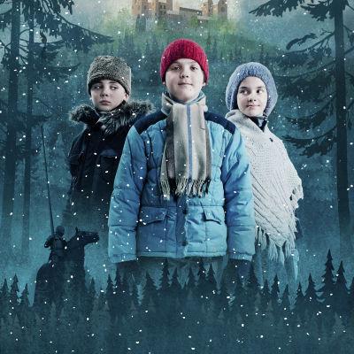 Årets julkalender  Julkungen bjuder på magi.