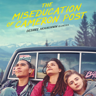 Filmplanschen till The Miseducation of Cameron Post.