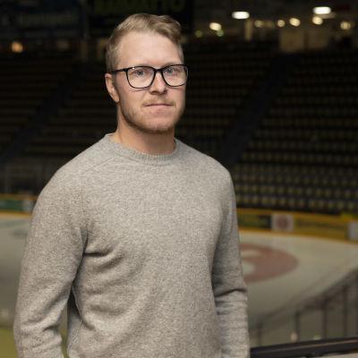Jääkiekkoilija Tuomas Kiiskinen