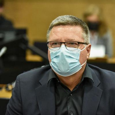 Jari Aarnio Helsingin hovioikeudessa