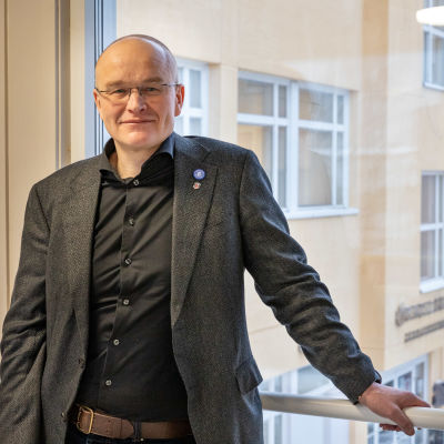 Tornion kaupunginjohtaja Timo Nousiainen
