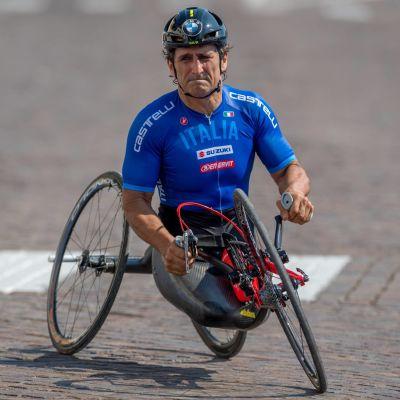Alex Zanardi.