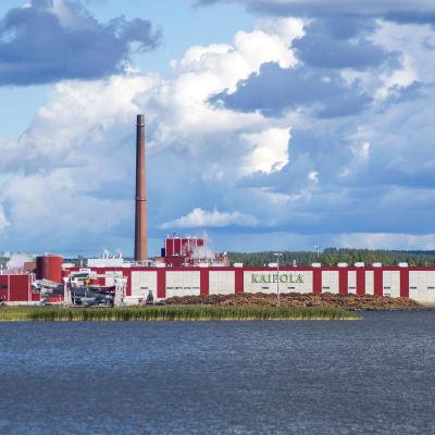 Kaipolan paperitehdas.