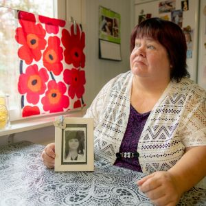 Taina Rantalas dotter dog i skolskjutningen i Kauhajoki.