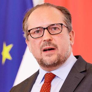 Österrikes utrikesminister Alexander Schallenberg.