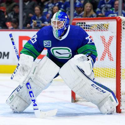 Jacob Markström lämnar Vancouver för rivalen Calgary.