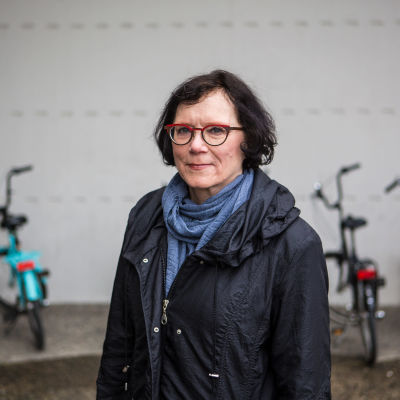 Maria Jylhä, gerontologian professori, Tampereen Yliopisto.