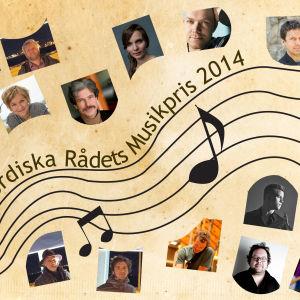 Nordiska rådets musikpris 2014