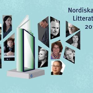 Nordiska rådets litteraturpris 2015 kandidater