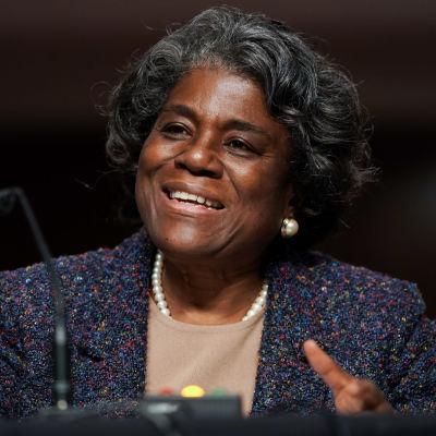 Pitkän diplomaattiuran tehnyt Linda Thomas-Greenfield nimitettiin Yhdysvaltain YK-lähettilääksi.