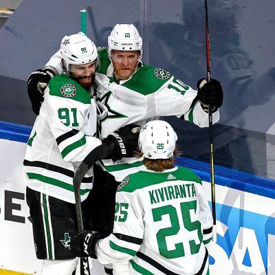 Dallas Stars vann den femte NHL-finalen.