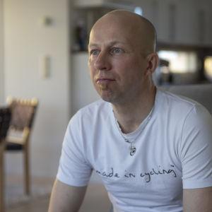 Kuopionlainen Markku Koljonen.