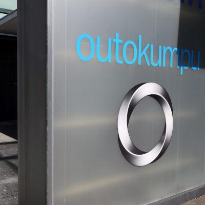 Outokummun logo.