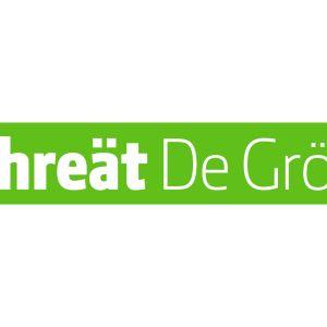 De grönas logo