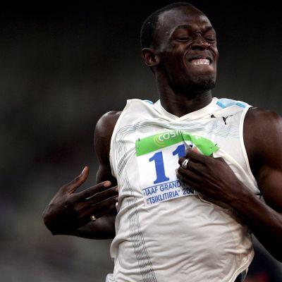 Usain Bolt, sprinter, Jamaika