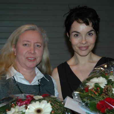 Anne Ingman och Katja Köngäs
