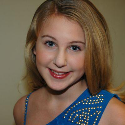 Juryn öste beröm över tolvåriga Molly Rosenström.