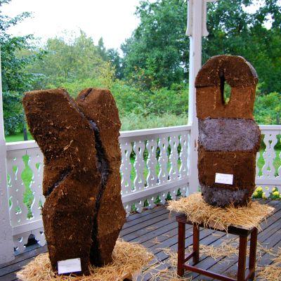Torvskulpturer