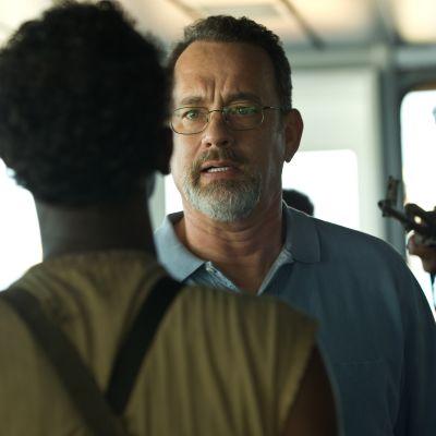 Captain Phillips, Tom Hanks