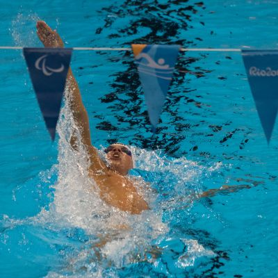 Antti Latikka Rion paralympialaisissa