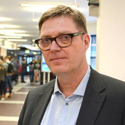 Itä-Suomen yliopiston rehtori Jukka Mönkkönen