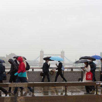 Lontoo rankkasade