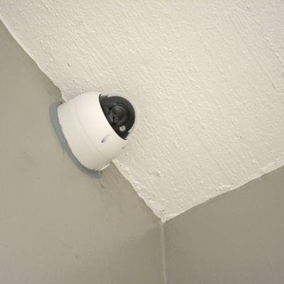 Putkan valvontakamera