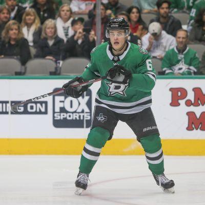 """Dallasin Julius Hongalta """"maailmanluokan siniviivapelaaminen"""" NHL:ssä"""
