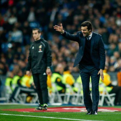 Santiago Solari, Real Madridin valmentaja