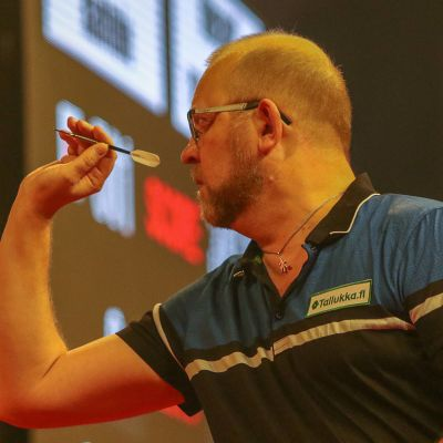 Marko Kantele darts