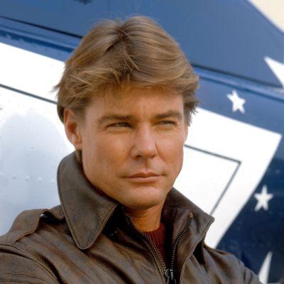 Jan-Michael Vincent muistetaan 1980-luvun Airwolf-televisiosarjasta.