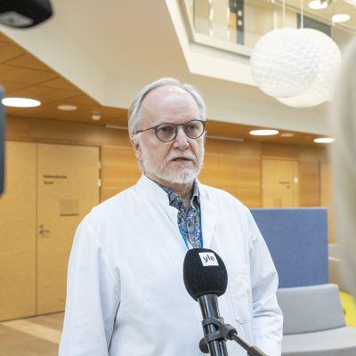 Ylilääkäri Matti Viitanen