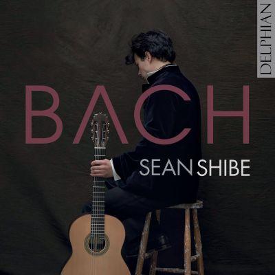 Sean Shibe / Bach