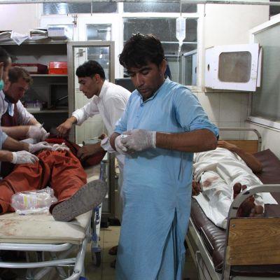 Vankila-isku, Jalalabad Afganistan 2.8.2020
