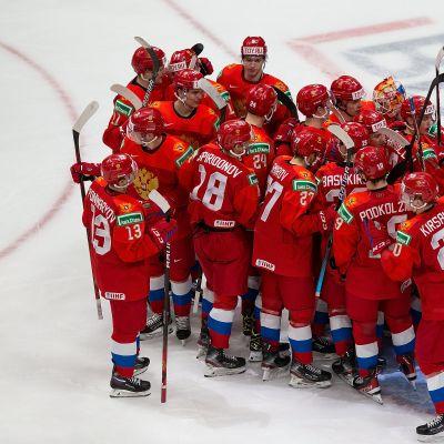Venäjän U20 jääkiekkomaajoukkue