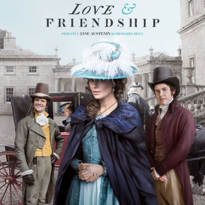 Planschen till Love and Friendship