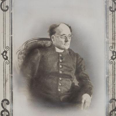 Johan Ludvig Runeberg år 1858