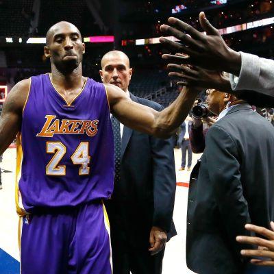 Kobe Bryant, november 2014