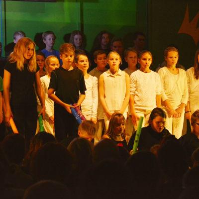Barnoperan Drottningens kammare uppförs vid Lux Musicae i Sjundeå