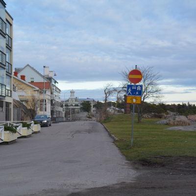 Havsgatan i Hangö