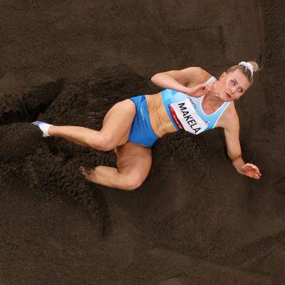 Kristiina Mäkelä ei päässyt kolmelle viimeiselle kierrokselle Tokion olympiafinaalissa
