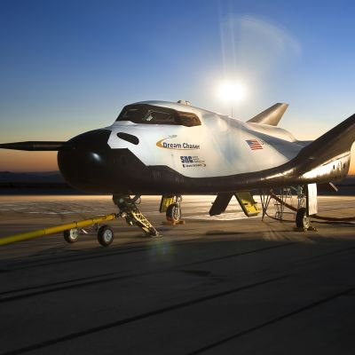 Rymdflygplanet Dream Chaser.