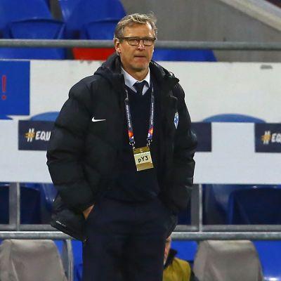 LEHTIKUVA Markku Kanerva