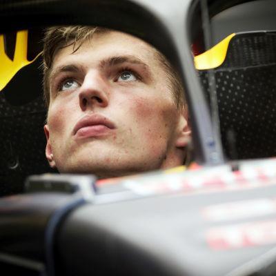 Max Verstappen är redo för kamp i Monza.