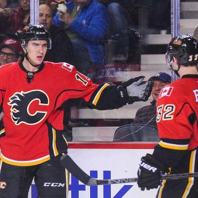Calgary Flames, NHL 2014-2015