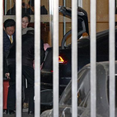 Malaysier får inte längre resa ut från Nordkorea efter att landets ambassadör Kang Chol utvisades från Malaysia